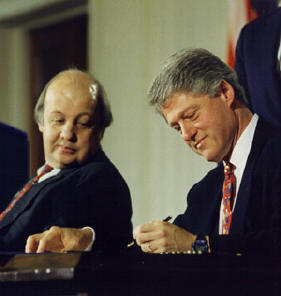 JamesBrady_BillClinton