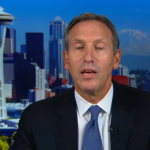 Starbucks CEO Howard Schultz on Gun Request (ban) -Video-