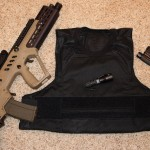 Soft armor for home defense or EDC.