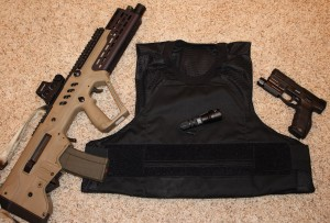 StealthPro w/ Tavor and VP9