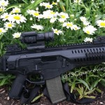 Beretta ARX-100 review, magazine compatibility and disassembly.