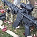 Fundamentals of Fighting Rifle Level 2 - Paladin Combatives