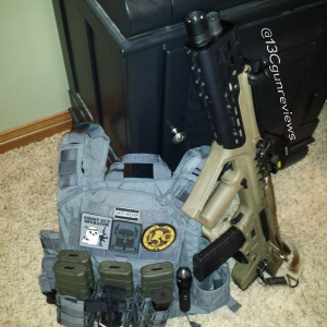 tavor ar500 night stand