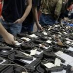 Black Friday 2015 sets firearms NICS checks record.