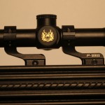 Nikon Monarch 3 3-12x BDC w/ FFP reticle