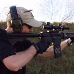 Vortex Crossfire II 1-4x24mm optic