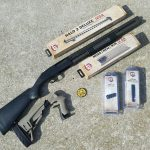 ATI T3 TacLite Stock, Strikeforce Forend, Halo heat shield for Mossberg and Remington shotguns
