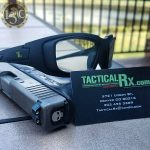 TacticalRx Custom Prescription Eyewear and safety glasses