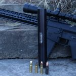 Bowers VERS 458 SOCOM Silencer & CMMG Anvil MkW-15 review